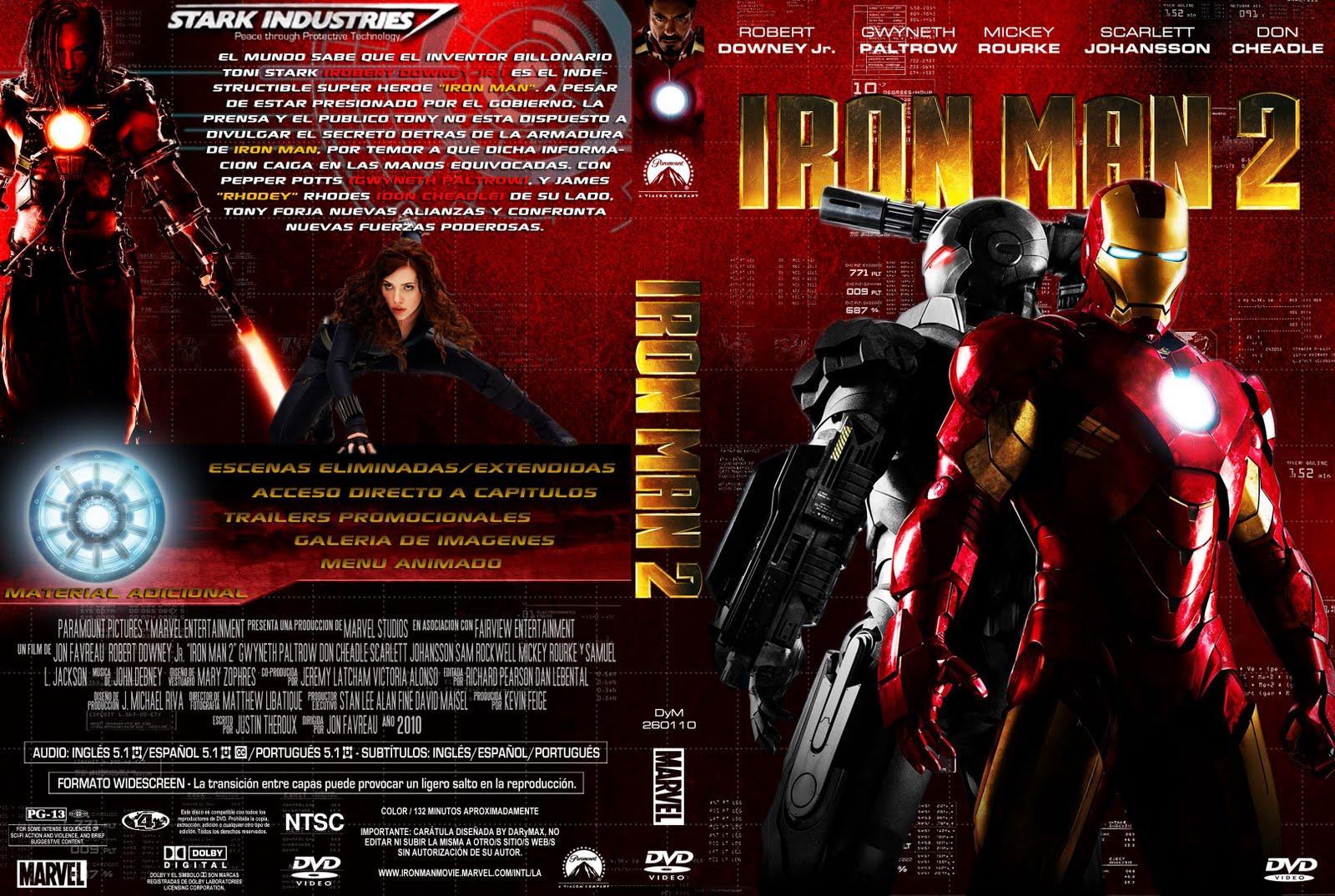 Descargar Iron Man 4 A2zp30: Beta Pics: August 2010